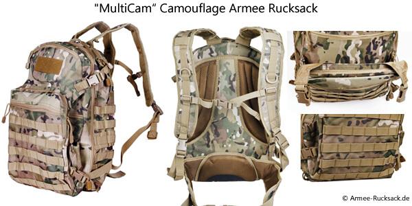 MultiCam Armee Rucksack