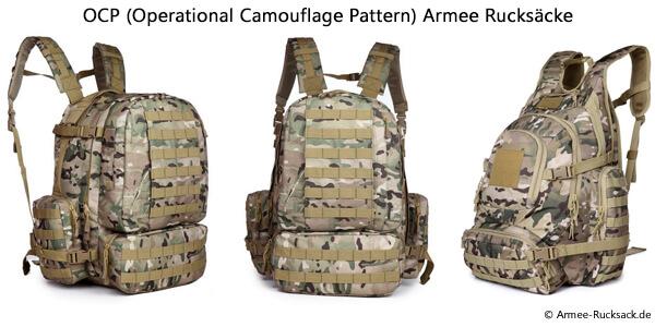 OCP Camouflage Rucksack