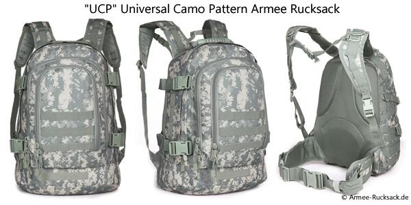 UCP Camouflage Rucksack